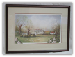 "LORRAINE BREWER FRAMED PRINT "" ALLANDALE MANSION """