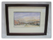 "LORRAINE BREWER FRAMED PRINT "" BROAD STREET "" (SMALL)"