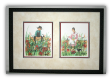 PAT BUCKLEY MOSS FRAMED PRINTS LONGING & HOPING