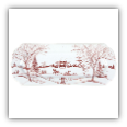 "JULISKA ""COUNTRY ESTATES"" HOSTESS TRAY"