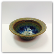 "RAY POTTERY "" SERVING BOWL """