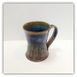 "RAY POTTERY "" BLUE COFFEE MUG """