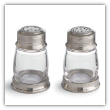 ARTE ITALICA SALT AND PEPPER SHAKERS