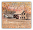 "P. BUCKLEY MOSS GICLEE "" COLORS OF FALL """