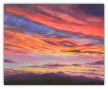 "JEFF PITTMAN "" PISGAH SUNSET "" LIMITED EDITION PRINT"