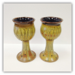 "RAY POTTERY "" GOBLET """